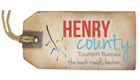 Henry County Illinois tourism logo for Tourism Currents client listing