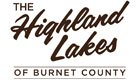Visit the Highland Lakes TX logo for Tourism Currents client listing