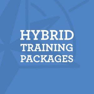 Hybrid Training Packages in social media for tourism, combining online training and education with in person workshops