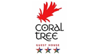 Coral Tree Guesthouse logo for Tourism Currents client listing