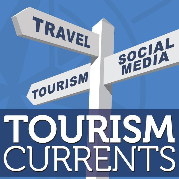 Logo for Tourism Currents social media training and workshops for tourism and hospitality
