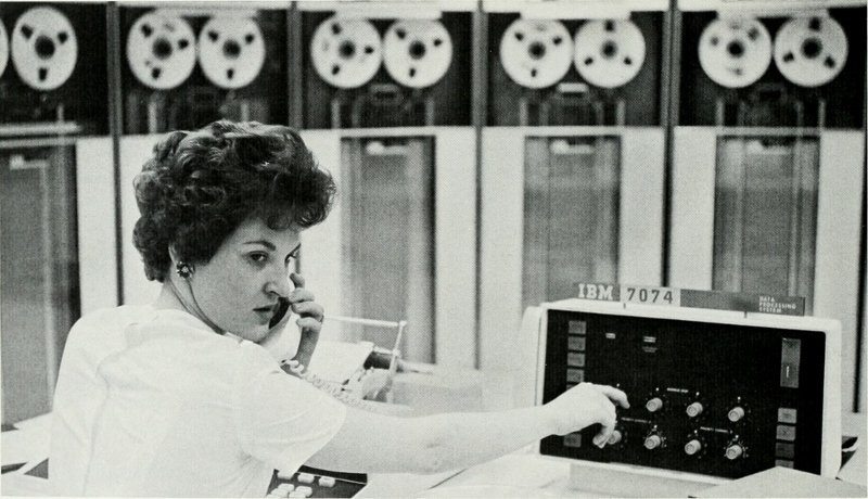 Respond to social media - Hello, can you hear me tagging you (courtesy Internet Archive Book Images Bell Telephone Magazine on Flickr Commons)