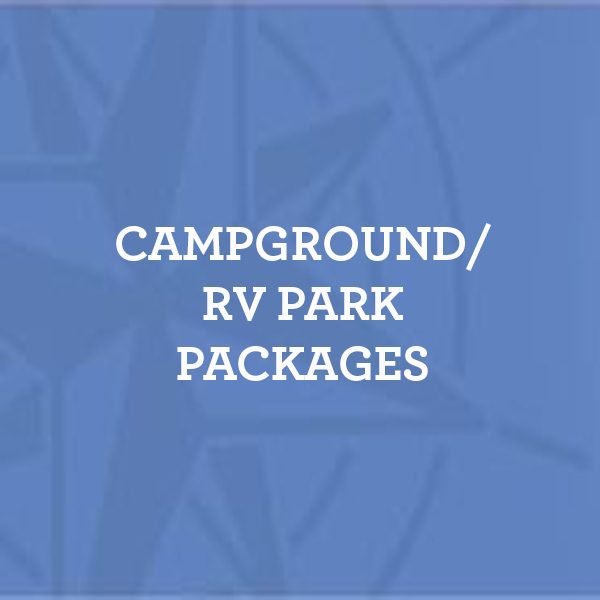 Campground and RV park social media training package product graphic Tourism Currents