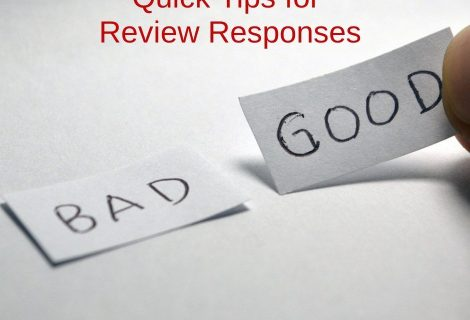 Review responses – quick tips for TripAdvisor & Yelp