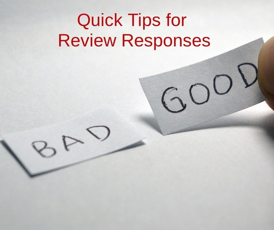 Review Response Tips for TripAdvisor and Yelp Reviews