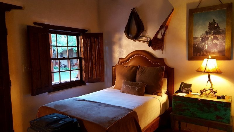 Branding small independent hotels matters to properties like the Gage Hotel in Marathon TX (photo by Sheila Scarborough)