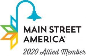 Main Street America Allied Member 2020 graphic
