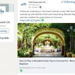 How to use LinkedIn for destination marketing